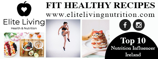 ELITE LIVING NUTRITION SMALL ADVERT