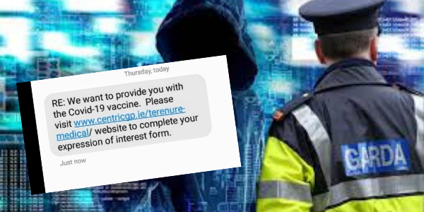 Kilkenny people targeted in massive rise in text and